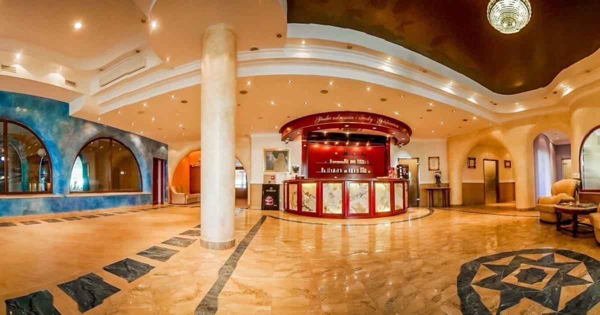 Cennik Spa Hotel Gołębiewski W Mikołajkach