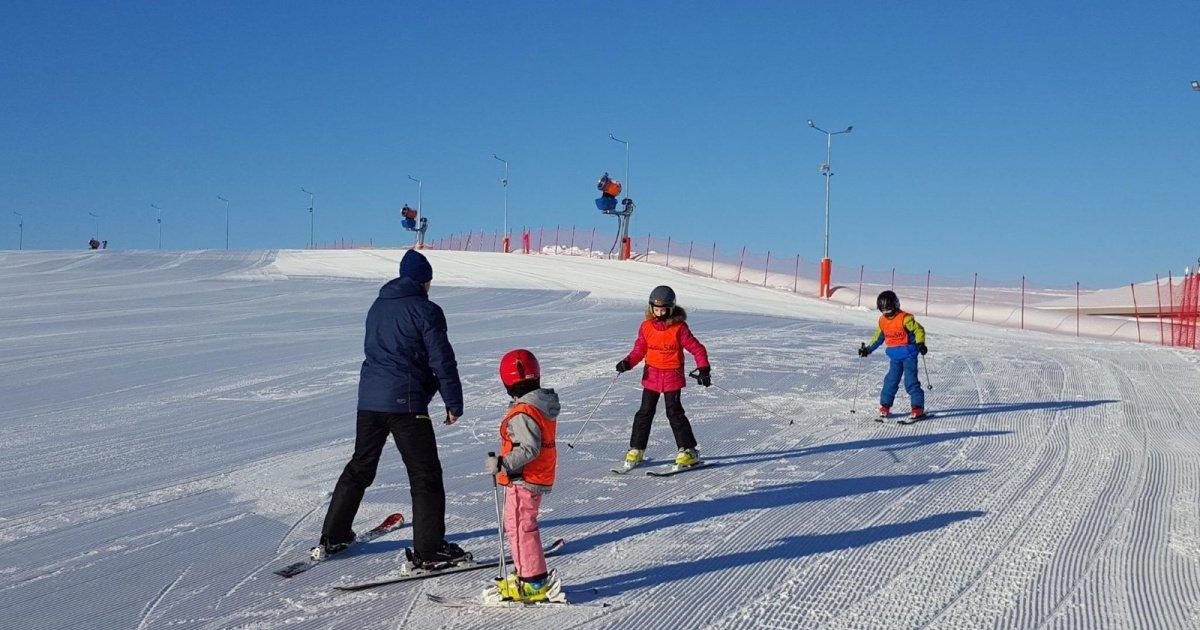 Stok narciarski | Hotel Gołębiewski w Mikołajkach
