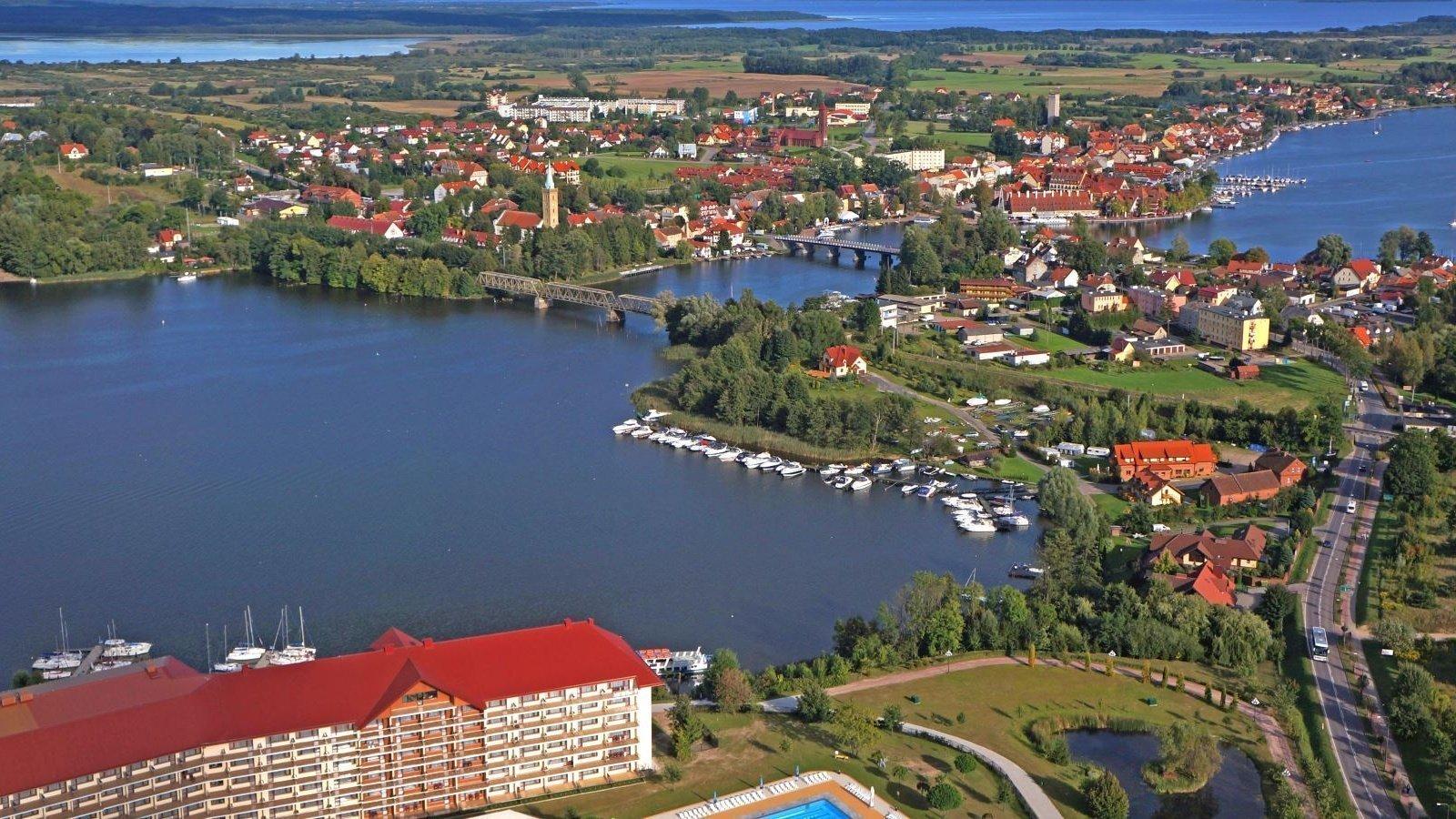 Gołębiewski Mikołajki Hotel Gołębiewski W Mikołajkach