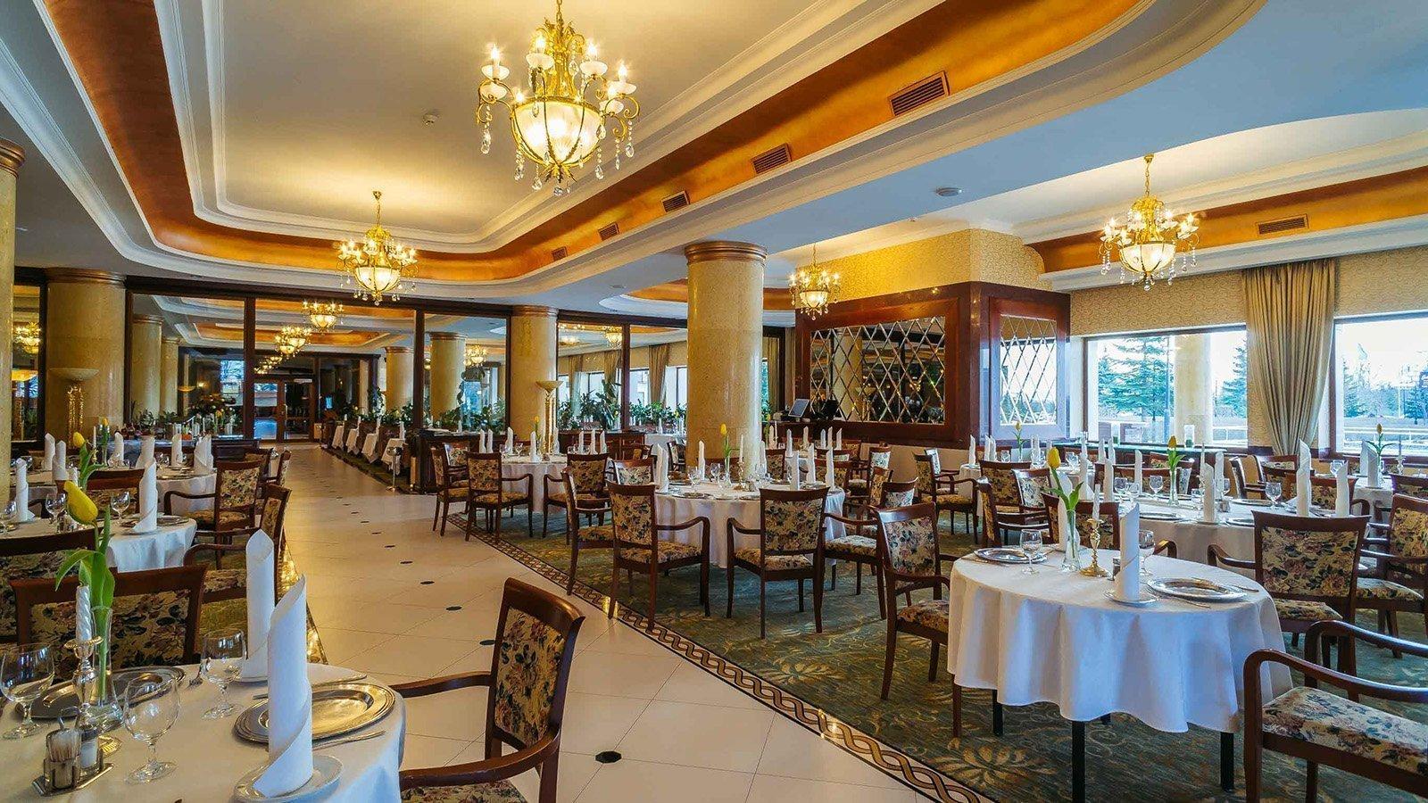 Gastronomia Hotel Gołębiewski W Mikołajkach