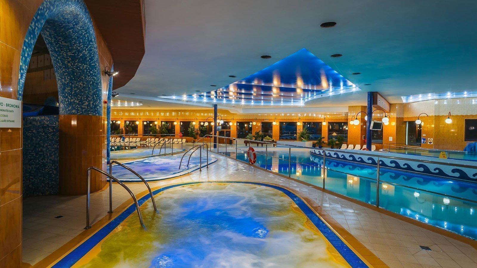 Tropikana Water Park Hotel Gołębiewski W Mikołajkach